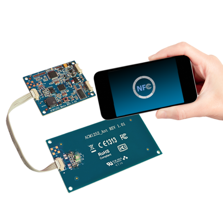 Omnikey smart card reader