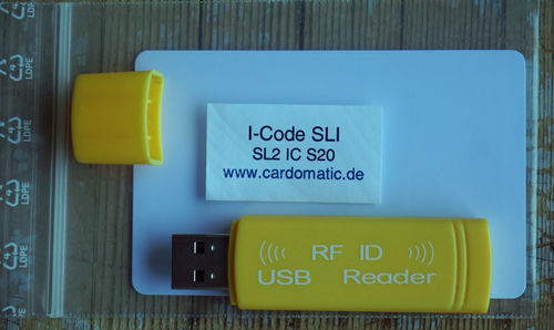 iCode USB Stick Reader